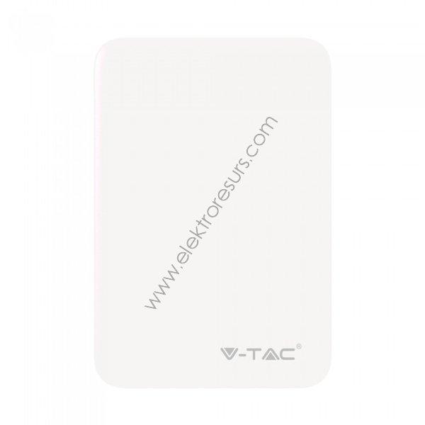 Външна батерия 5000mAh 8191 Бяла