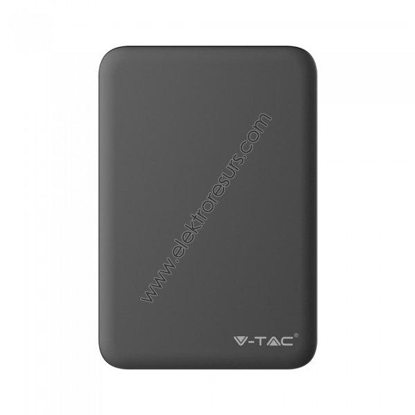Външна батерия 5000mАh 8193 Черна