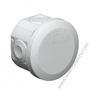 кутия ПКОМ  T 25   2007029