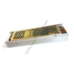 LED Захранване 120W Slim Метал