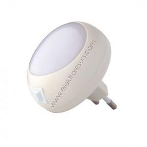 LED Нощна лампа P3302 С копче