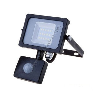 LED прожектор 10W 4000k Сензор Samsung чип