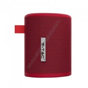 LED Колона Bluetooth 5W 7719 Червена