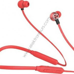 Вluetooth слушалка 7711 Червена