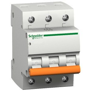 Автоматичен предпазител E63N+ 3Р/ 32A C