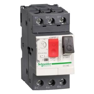 Моторна защита GV2ME06AP 1-1.6A