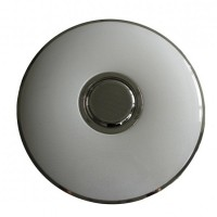 LED Smart Плафониера 40W С аудио + Дистанционно Ф500