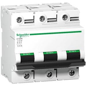 Автоматичен прекъсвач C120N3P 3P/ 80A C