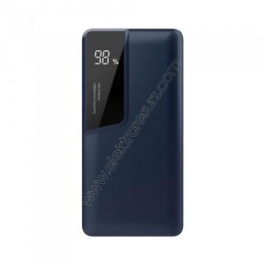 Външна батерия 10 000mАh 8872 Синя
