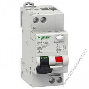 Дефектнотокова защита DPNn 2P 40A/30mA