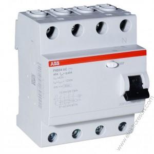 Дефектнотокова защита FH204 AC-40/0.03