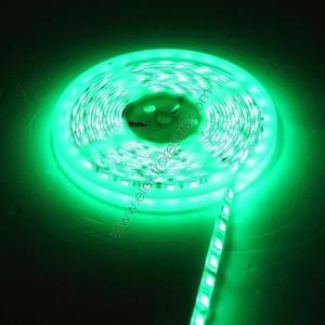 LED Лента 3528 IP20 Зелена 3.6W