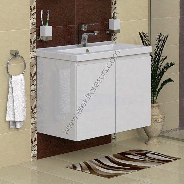 Шкаф за баня Колорадо- Долен