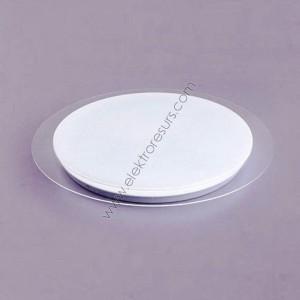 LED Плафониера 40W Дистанционно 3в1 ф400