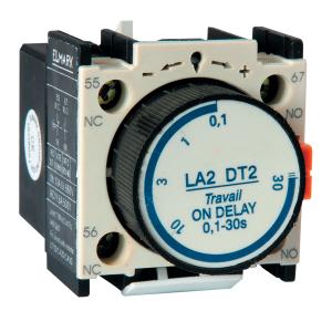 Времезакъснител LT02-DT2 0.1-30s Мигновен