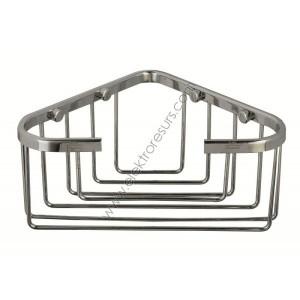 Решетъчен кош Алба- Хром/ Алуминий