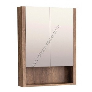 Огледален шкаф за баня Амелия- Горен