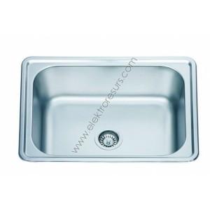 Кухненска мивка алпака 6346