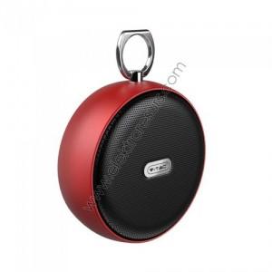 LED Колона Bluetooth 4W 7716 Червена