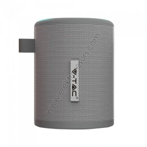 LED Колона Bluetooth 5W 7720 Сива