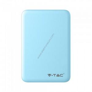 Външна батерия 5000mАh 8195 Синя