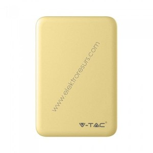 Външна батерия 5000mАh 8196 Жълта