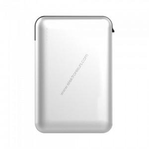 Външна батерия 5000mАh 8864 Бяла
