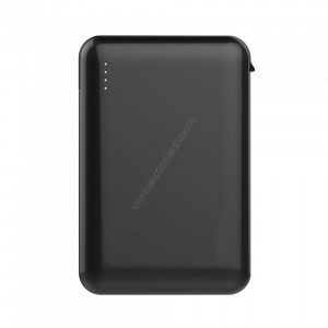 Външна батерия 5000mАh 8865 Черна