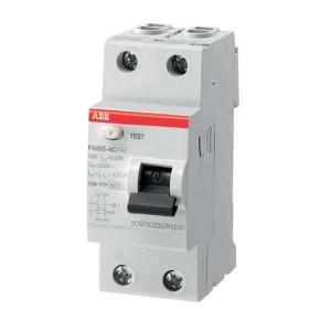 Дефектнотокова защита FH202 AC-25/0.03