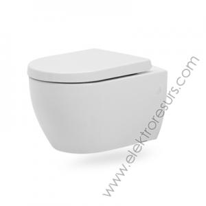 Конзолна тоалетна чиния с биде