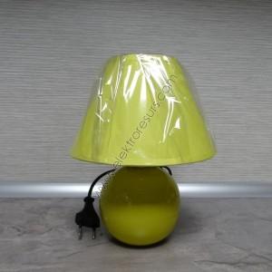 Настолна лампа Г735 жълта