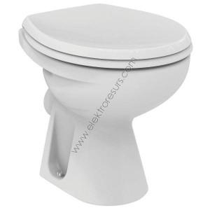 Тоалетна чиния Видима W702201 Хоризонтално оттичане