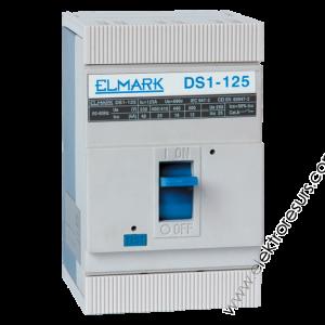 Автомат DS1-125 3P 80A