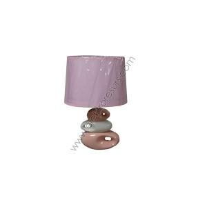 Настолна лампа У635 Розова