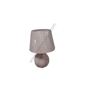 Настолна лампа У637 Розова