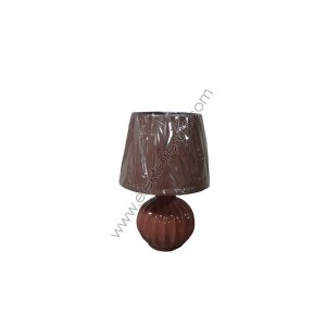 Настолна лампа У646 Бордо