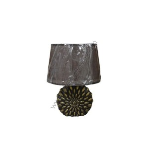 Настолна лампа У653 Кафява