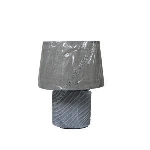 Настолна лампа У668 Сива