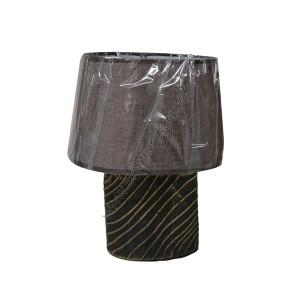 Настолна лампа У668 Кафява