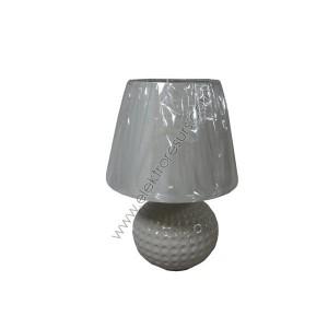 Настолна лампа У671 Бяла