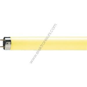 Луминисцентна тръба T8 36W Жълта