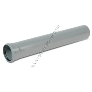 PVC тръба Ф20х1.5мм 2м