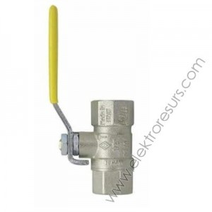 Спирателен кран 1 1/2'' Сферичен За газ Valfex