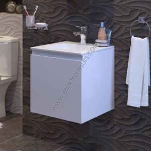 Шкаф за баня Изи- Долен