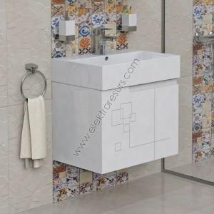 Шкаф за баня Грация- Долен