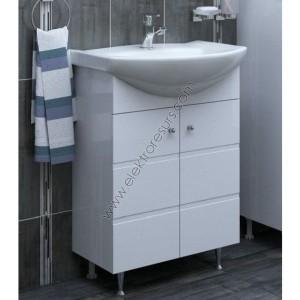 Шкаф за баня Емона- Долен
