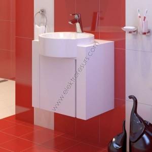 Шкаф за баня Кристин- Долен
