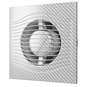 ЕРА 5C Ф125 + Клапа Бял карбон