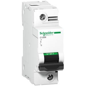 Автоматичен прекъсвач C120N1P 1P/ 80A C