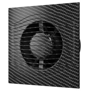 ЕРА 4C Ф100 + Клапа Черен карбон